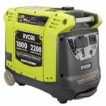 Ryobi generator shows a consistent and economic power