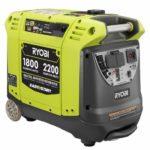 Ryobi generator shows a consistent and economic power