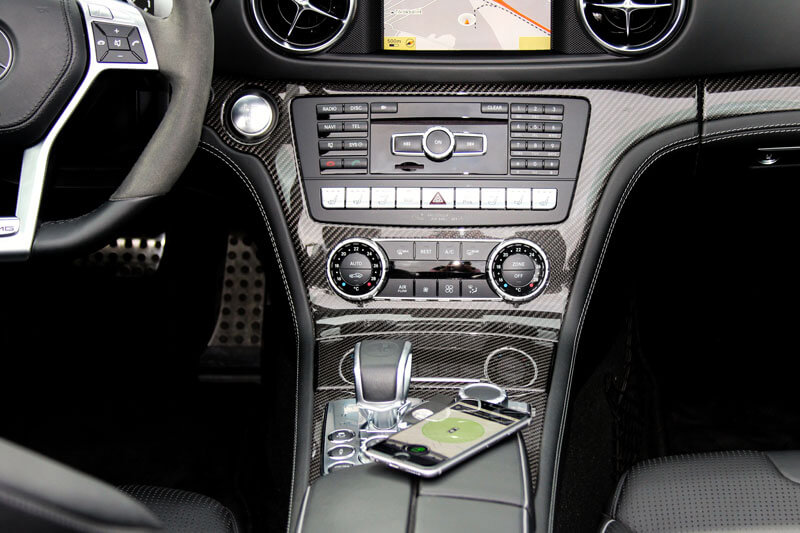 A tracking device for cars comes with an app that gives you all the details that the device collected